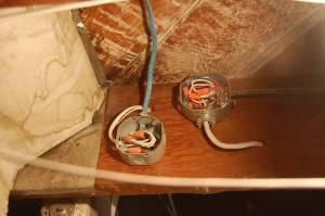 illegal wiring